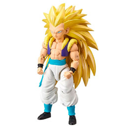 FIGURINE BANDAI DELUXE SUPER SAIYAN 3 GOTENKS DRAGON BALL SUPER