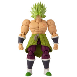 FIGURINE BANDAI DELUXE SUPER SAIYAN BROLY DRAGON BALL SUPER