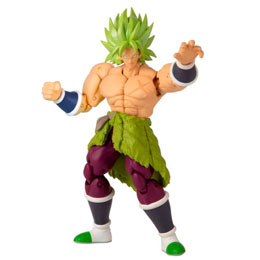 Photo du produit FIGURINE BANDAI DELUXE SUPER SAIYAN BROLY DRAGON BALL SUPER Photo 1