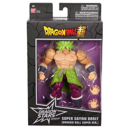 Photo du produit FIGURINE BANDAI DELUXE SUPER SAIYAN BROLY DRAGON BALL SUPER Photo 2