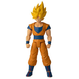 BANDAI FIGURINE SUPER SAIYAN GOKU LIMIT BREAKER SERIES DRAGON BALL SUPER