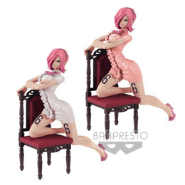 FIGURINE ONE PIECE GIRLY GIRLS REIJU 15CM