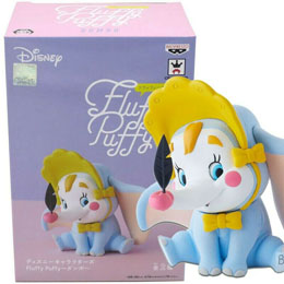 Photo du produit FIGURINE BANPRESTO DUMBO CLOWN DISNEY FLUFFY PUFFY 9CM Photo 1