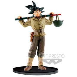 DRAGONBALL Z STATUETTE PVC BWFC SON GOKU NORMAL COLOR VERSION
