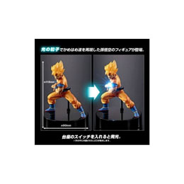 Photo du produit DBZ SON GOKU HIGH GRADE LIGHT UP KAMEHAMEHA Photo 1
