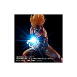 Photo du produit DBZ SON GOKU HIGH GRADE LIGHT UP KAMEHAMEHA Photo 2