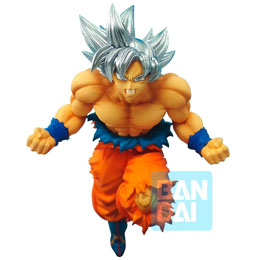 DRAGONBALL SUPER STATUETTE PVC Z-BATTLE ULTRA INSTINCT SON GOKU 17 CM