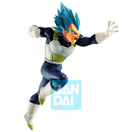 DRAGONBALL SUPER STATUETTE PVC Z-BATTLE SUPER SAIYAN GOD SUPER SAIYAN VEGETA 16 CM