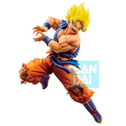 DRAGONBALL SUPER STATUETTE PVC Z-BATTLE SUPER SAIYAN SON GOKU 16 CM