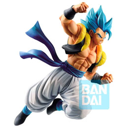 DRAGON BALL SUPER STATUETTE PVC Z-BATTLE SUPER SAIYAN GOD SUPER SAIYAN GOGETA 17 CM