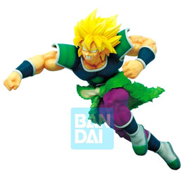 DRAGON BALL SUPER STATUETTE PVC Z-BATTLE SUPER SAIYAN BROLY 19 CM