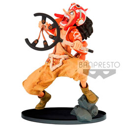 ONE PIECE STATUETTE PVC BWFC USOP NORMAL COLOR VER. 15 CM