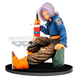 FIGURINE TRUNKS BANPRESTO WORLD FIGURE COLOSSEUM DRAGON BALL Z 11CM