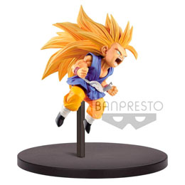 DRAGON BALL SUPER STATUETTE PVC SON GOKU FES SUPER SAIYAN 3 10 CM