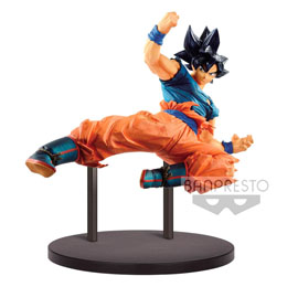 DRAGON BALL SUPER STATUETTE PVC SON GOKU FES SON GOKU ULTRA INSTINCT SIGN
