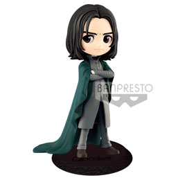 HARRY POTTER FIGURINE Q POSKET SEVERUS SNAPE B LIGHT COLOR VERSION 14 CM