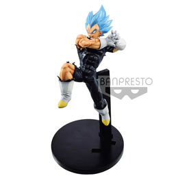 DRAGON BALL SUPER STATUETTE PVC TAG FIGHTERS VEGETA 17 CM