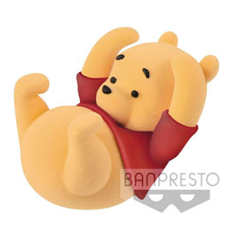 DISNEY FIGURINE BANPRESTO CUTTE! FLUFFY PUFFY WINNIE L'OURSON