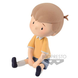 DISNEY FIGURINE BANPRESTO CHRISTOPHER ROBIN - L'OURSON
