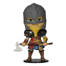 ASSASSIN'S CREED VALHALLA UBISOFT HEROES COLLECTION FIGURINE CHIBI EIVOR MALE 10 CM