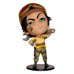 RAINBOW SIX SIEGE 6 COLLECTION FIGURINE CHIBI SÉRIE 5 GRIDLOCK 10 CM