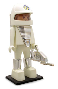 PLAYMOBIL FIGURINE VINTAGE COLLECTION ASTRONAUTE 21 CM