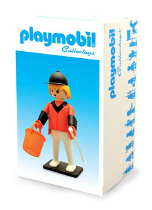 Photo du produit PLAYMOBIL FIGURINE VINTAGE COLLECTION CAVALIER 21 CM Photo 1