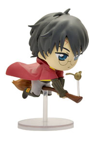 HARRY POTTER FIGURINE HARRY POTTER QUIDDITCH 13 CM