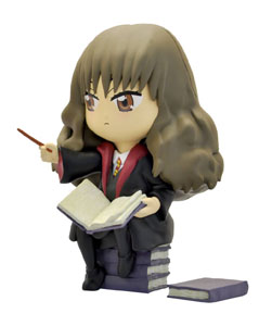 HARRY POTTER FIGURINE HERMIONE GRANGER ETUDIANT UN SORT 13 CM