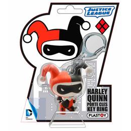 Justice League mini porte-clés Harley Quinn