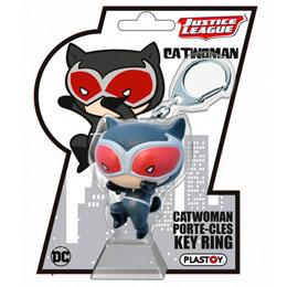 Justice League mini porte-clés Catwoman 5 cm