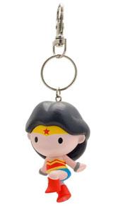 Justice League Chibi porte-clés Wonder Woman 5 cm