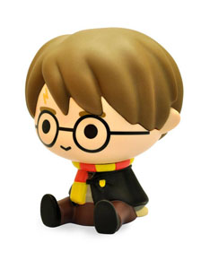 HARRY POTTER TIRELIRE CHIBI PVC HARRY POTTER 15 CM