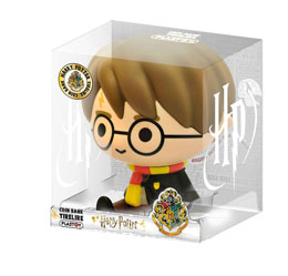 Photo du produit HARRY POTTER TIRELIRE CHIBI PVC HARRY POTTER 15 CM Photo 1