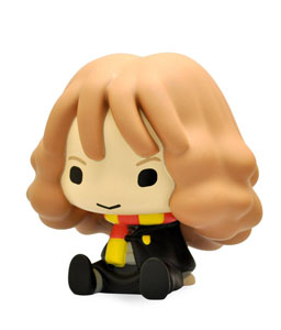 HARRY POTTER TIRELIRE CHIBI PVC HERMIONE 15 CM