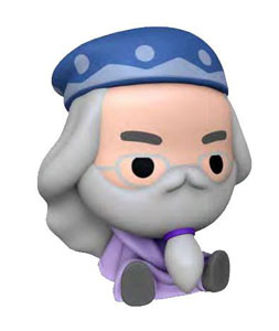 HARRY POTTER TIRELIRE CHIBI PVC ALBUS DUMBLEDORE 16 CM