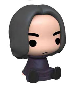 HARRY POTTER TIRELIRE CHIBI PVC SEVERUS SNAPE 16 CM