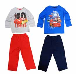 Pyjamas Disney Cars