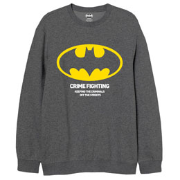 SWEAT DC COMICS BATMAN ADULTE
