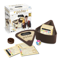 HARRY POTTER JEU DE CARTES TRIVIAL PURSUIT VOYAGE VOL. 2