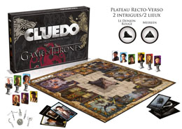 GAME OF THRONES JEU JEU DE PLATEAU CLUEDO