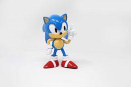 Sonic the Hedgehog statuette Mini Icons 1/6 Sonic Classic Edition 15 cm