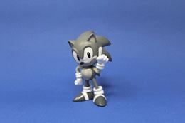 Sonic the Hedgehog statuette Mini Icons 1/6 Sonic Grey Edition 15 cm