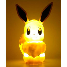 Photo du produit LAMPE LED 3D EEVEE POKEMON Photo 1