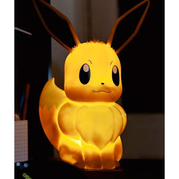 Photo du produit LAMPE LED 3D EEVEE POKEMON Photo 2