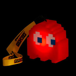 Photo du produit LAMPE LED 3D FANTOME ROUGE PAC-MAN Photo 1