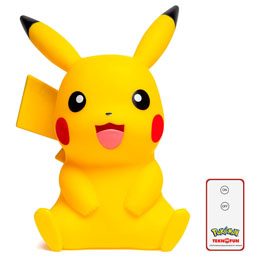 LAMPE LED 3D PIKACHU POKEMON