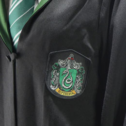 Photo du produit HARRY POTTER ROBE DE SORCIER SLYTHERIN Photo 1