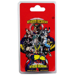 MY HERO ACADEMIA PORTE-CLÉS PVC ALL MIGHT