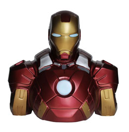 MARVEL COMICS BUSTE / TIRELIRE IRON MAN 22 CM